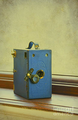 Vintage Camera Art Print by Svetlana Sewell