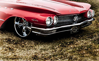 Photograph - Vintage Car 2  by Debra Forand