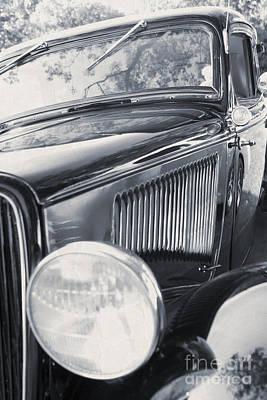 Photograph - Vintage Car by Igor Kislev