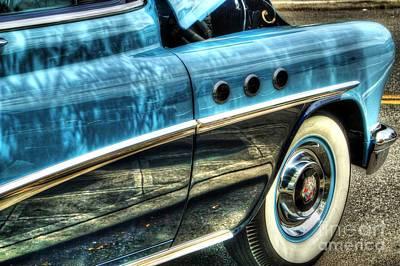 Photograph - Vintage Car by Sylvia Blaauw