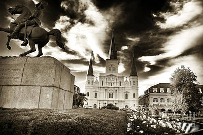 Photograph - Vintage Cathedral by John Rizzuto