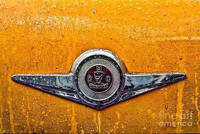 More Nyc Photograph - Vintage Checker Taxi by John Farnan