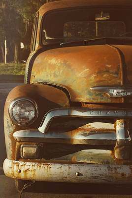 Photograph - Vintage Chevy 1 by Beverly Stapleton