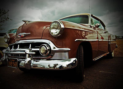 Photograph - Vintage Chrysler by Gianfranco Weiss