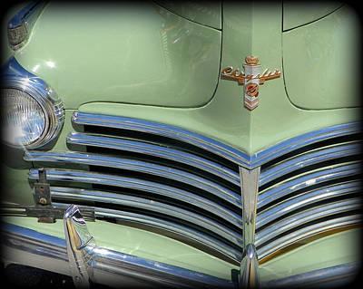 Photograph - Vintage Chrysler by Sheri McLeroy