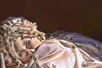 Photograph - Vintage Doll by Audreen Gieger