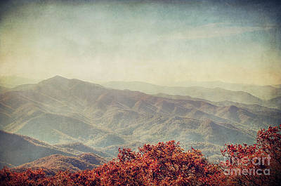 Asheville Nc Photograph - Vintage Fall by Emily Kay
