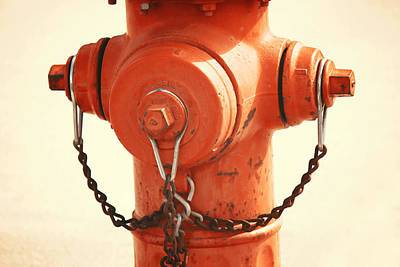 Photograph - Vintage Fire Hydrant by Jackie Farnsworth