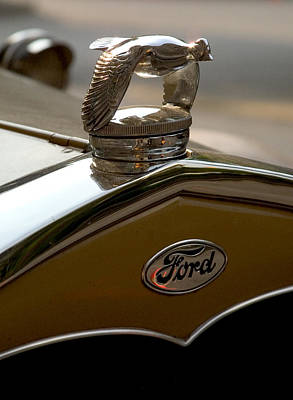 Photograph - Vintage Ford 6783 by Brent L Ander