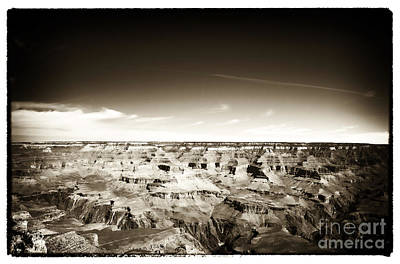 Photograph - Vintage Grand Canyon by John Rizzuto