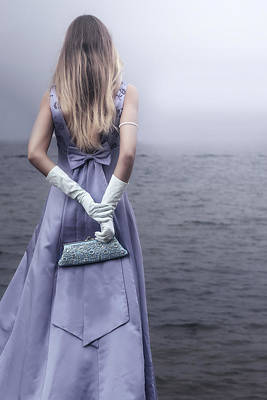 Evening Dress Photograph - Vintage Handbag by Joana Kruse