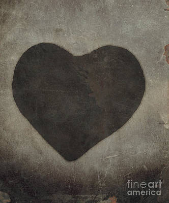 Photograph - Vintage Heart by Kim Henderson