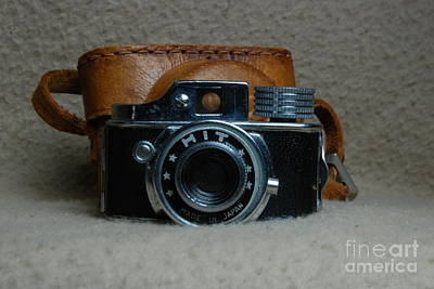 Photograph - Vintage Hit Camera by Mark McReynolds