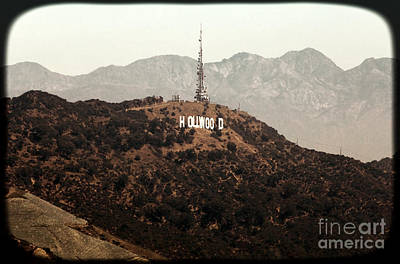 Photograph - Vintage Hollywood by John Rizzuto