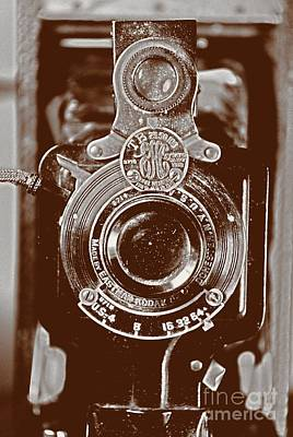 Photograph - Vintage Kodak by Mark McReynolds