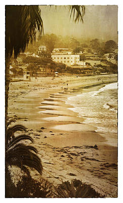 Photograph - Vintage Laguna Beach by Kim Swanson