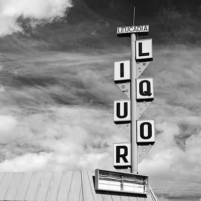 Photograph - Vintage Liquor by Michael Yeager