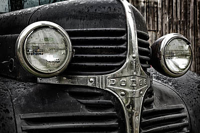 Photograph - Vintage Look by Denis Lemay