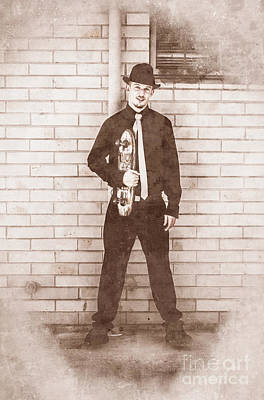 Photograph - Vintage Male Skateboarder by Jorgo Photography - Wall Art Gallery