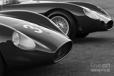 Photograph - Vintage Maserati by Dennis Hedberg