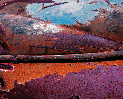 Photograph - Vintage Patina No. 1 by Sandra Selle Rodriguez