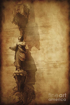 Landmarks Royalty Free Images - Vintage Photo Of Duomo Architecture Royalty-Free Image by Evgeny Kuklev