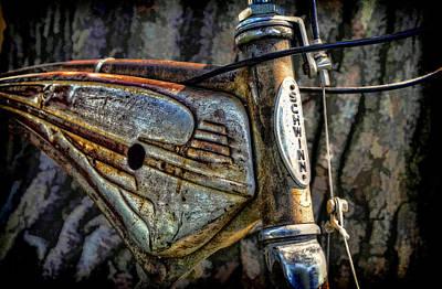Photograph - Vintage Schwinn by Ken Smith