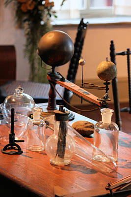 Photograph - Vintage Science by Suzie Banks