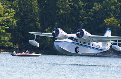 Photograph - Vintage Seaplane by Kevin McCarthy