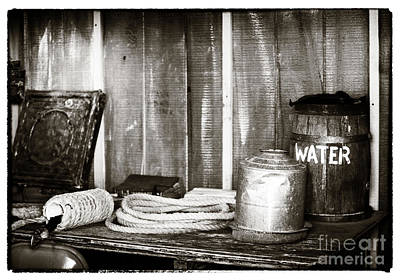 Photograph - Vintage Supplies by John Rizzuto
