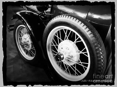 Photograph - Vintage Treasure  by Bobbee Rickard