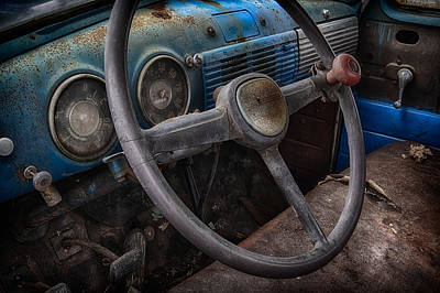 Photograph - Vintage Truck 2 by Emmanuel Panagiotakis