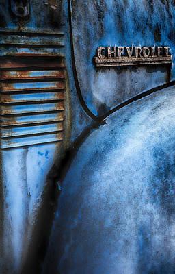 Photograph - Vintage Truck 3 by Emmanuel Panagiotakis