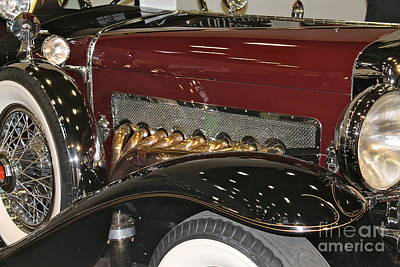 Photograph - Vintage Vehicles by Pamela Walrath