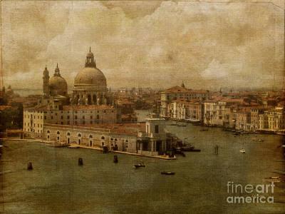 Photograph - Vintage Venice by Lois Bryan