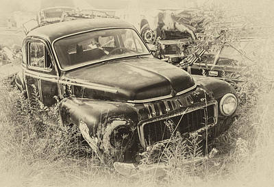 Photograph - Vintage Volvo by Dale Kincaid
