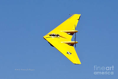 Photograph - Vintage Wing Aircraft 2 by Richard J Thompson