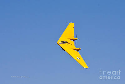 Photograph - Vintage Wing Aircraft 3 by Richard J Thompson