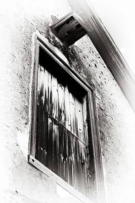 Vintage Wooden Window Art Print by John Rizzuto