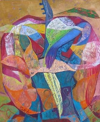 Painting - Viola by GALA Koleva