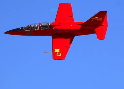 Photograph - Violated At The Reno Air Races. N757sf by John King