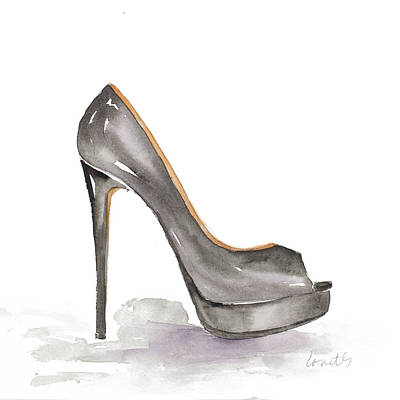 Stilettos Painting - Vip Stiletto by Lanie Loreth