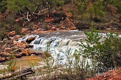 Photograph - Virgin Falls by Robert Bales