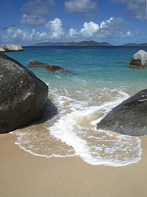 Photograph - Virgin Gorda Island by Doug Davidson