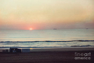 Virginia Beach Sunrise Art Print