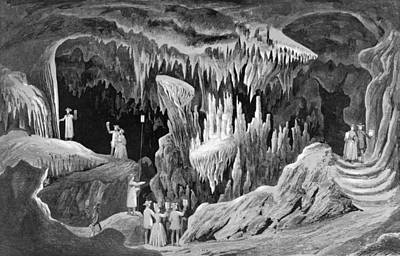 Painting - Virginia Cave, 1857 by Granger