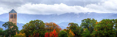 Photograph - Virginia Mountains Panorama by Mark Andrew Thomas