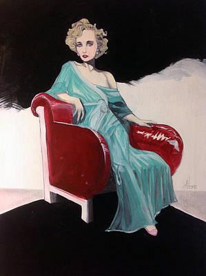 Virginia Smith Art Print