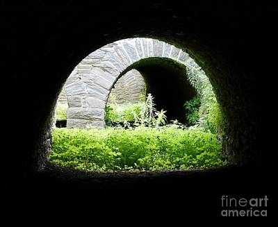 Photograph - Virginius Island Aqueducts by Jane Ford