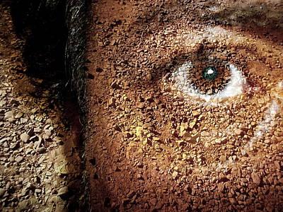 Mixed Media - Visceral 456 by Beto Machado